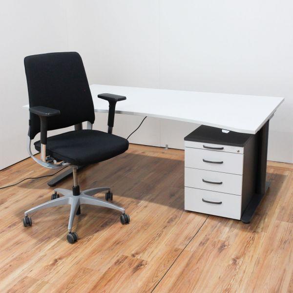 Angebot des Monats Arbeitsplatz E-Tisch + Drabert Salida