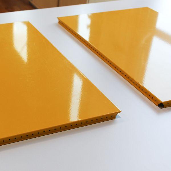 USM Haller Tablar gelb neue Generation 50 x 35 cm