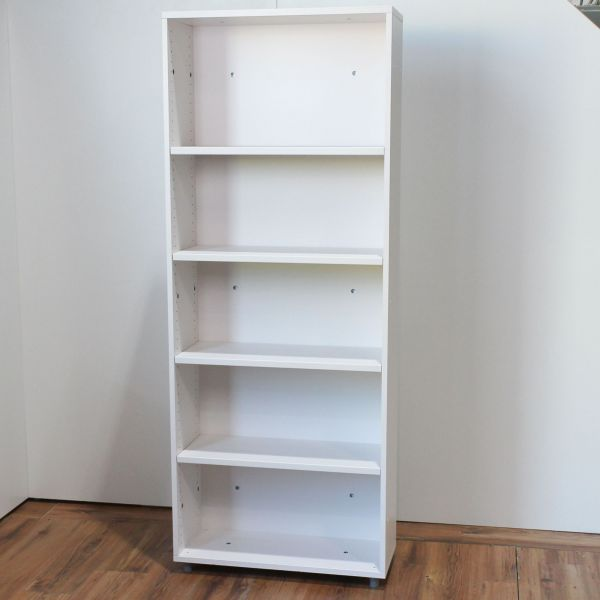 Vitra Storage Regal 5OH weiß Tiefe 30cm