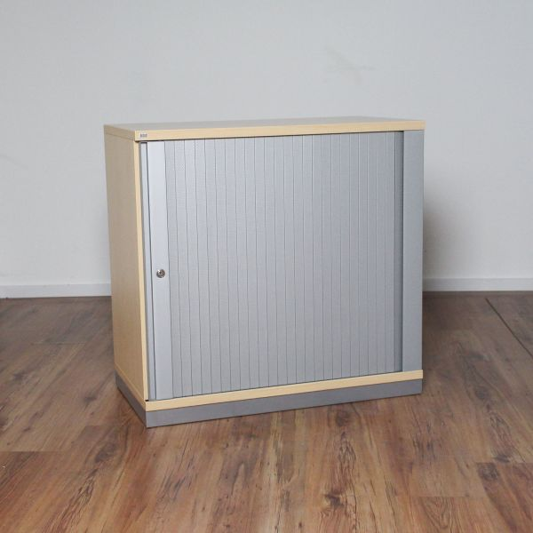 Sedus Sideboard 2OH - Korpus ahorn - Deckplatte ahorn - Breite 80 cm