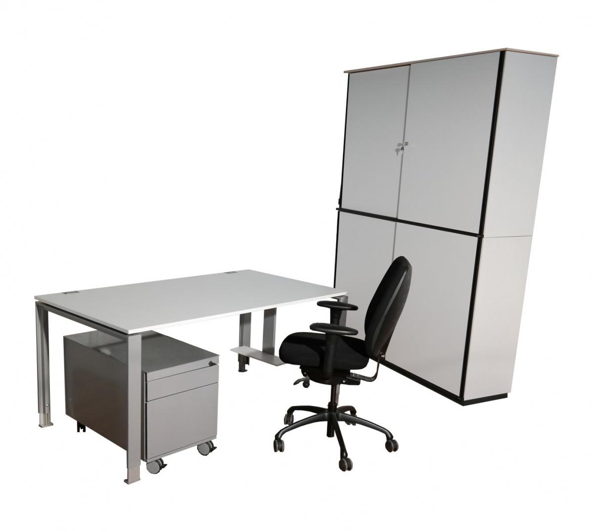 Vermietung von Schreibtischen, Bürostühlen, Büroschränken uvm.