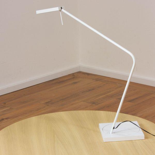 Luxo Ninety Schreibtischleuchte in weiß