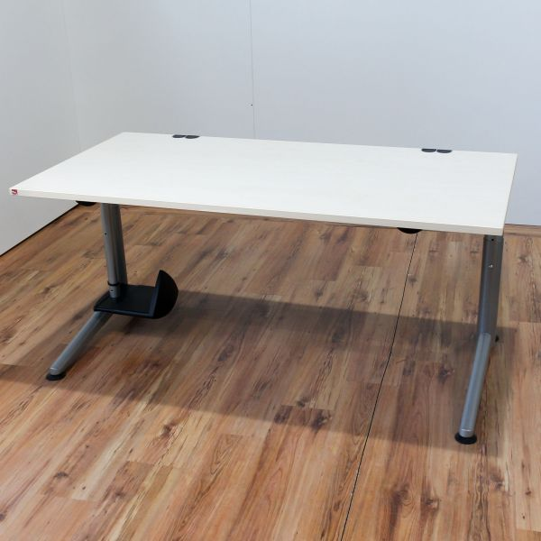 Haworth Schreibtisch Ahorn Platte 160 x 80 cm
