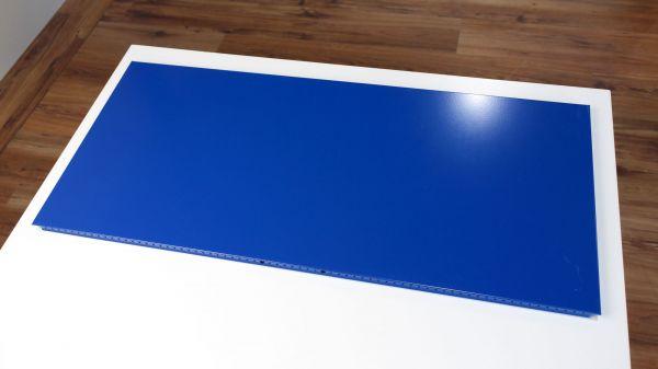 USM Haller Tablar Enzianblau 75x35cm