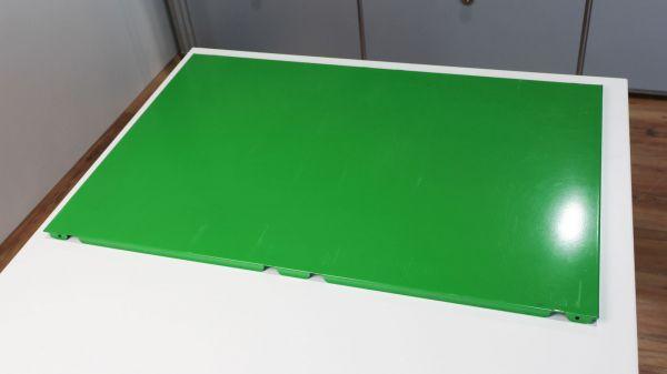 USM Haller Tablar Grün 1. Generation 75 x 50 cm
