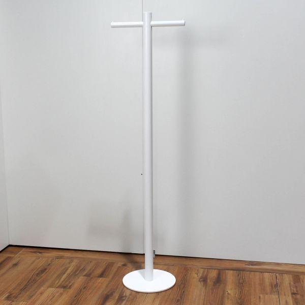 Garderobe weiß 175 cm hoch