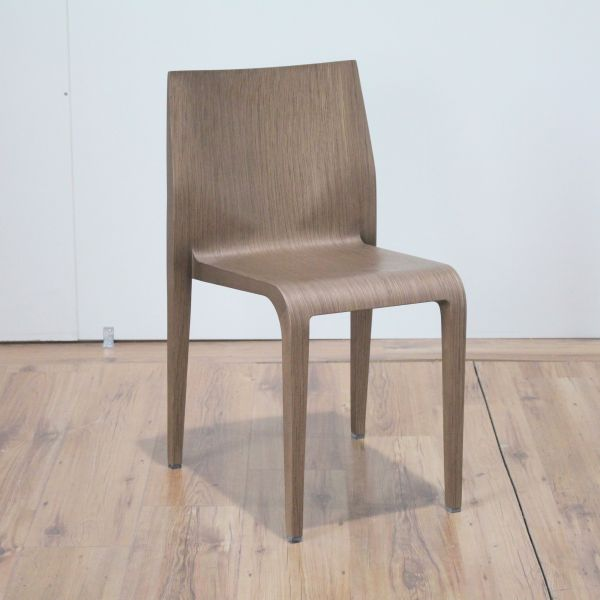 Alias Laleggera Chair 301 - Besuchertsuhl - Nußbaum
