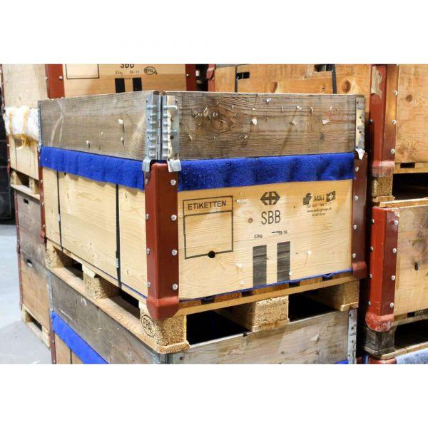 Paletten - Aufsatzrahmen / Holzbox
