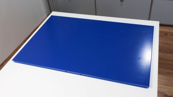USM Haller Tablar Enzianblau 75x50cm