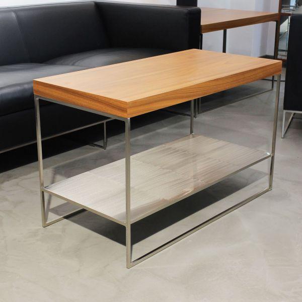 Minotti Calder Side Table - Beistelltisch Natureiche - Ausführung Breite 85cm