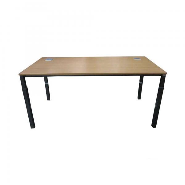 Sedus Schreibtisch Buche 160x80cm Gestell anthrazit | Schreibtisch ...