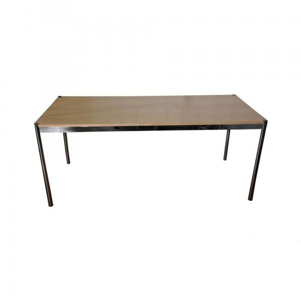 USM Haller Schreibtisch 175x75cm Buche Echtholz