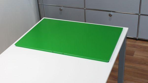 Details zu USM Haller Tablar Grün 75 x 50 cm