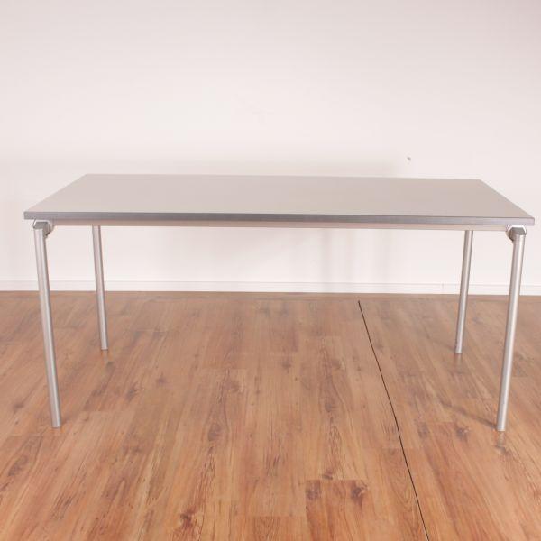 Steelcase Klapptisch - Helles lichtgrau - 160x80 cm