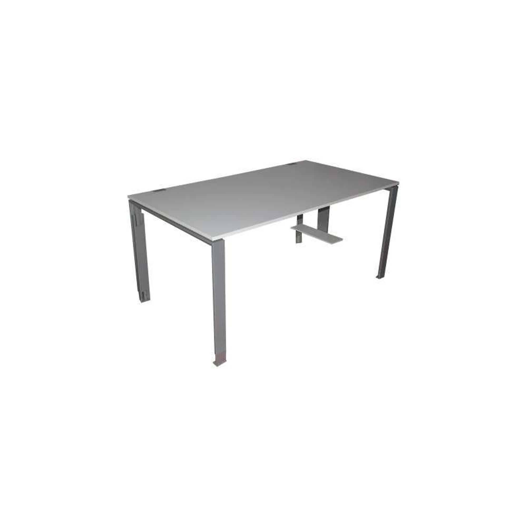 Schreibtischplatte weiß  KÖNIG & NEURATH Do It 4 Schreibtisch Platte Weiß 160x90 cm - EUR 229 ...