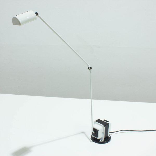 Lumina Design-Schreibtischlampe weiß
