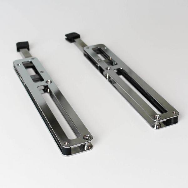 USM Haller Federbanscharniere für Einzugsklappen 35 cm Paarweise
