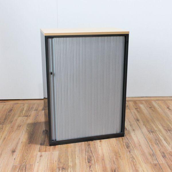 König & Neurath Sideboard 3OH 80b Deckplatte Buche