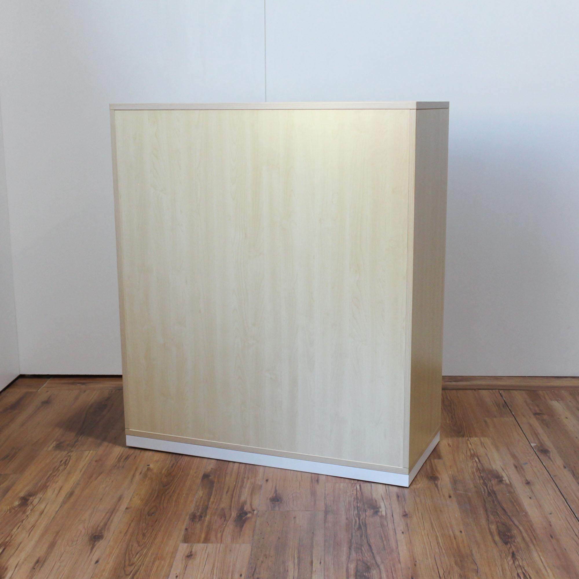 """Rollcontainer Sideboard /""""STEELCASE/"""" Breite 100 cm gebrauchte Büromöbel"""